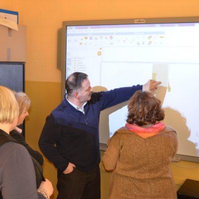 Tablice multimedialne szkolenia