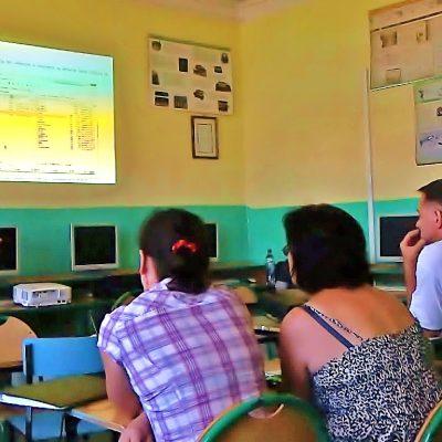 Szkolenie własna strona internetowa w szkole