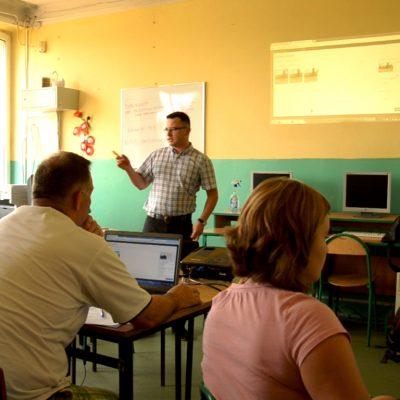 Szkolenie własna strona internetowa dla szkoły