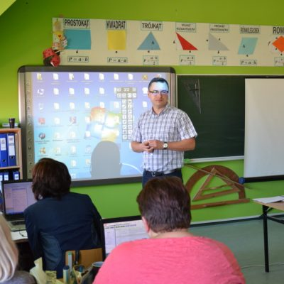 Tablice interaktywne 2x3 szkolenia