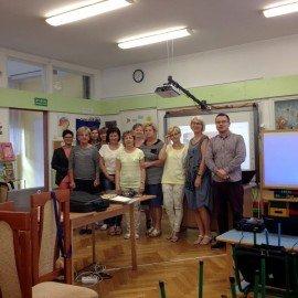 6-dniowe szkolenie z TIK w Ciechanowie!