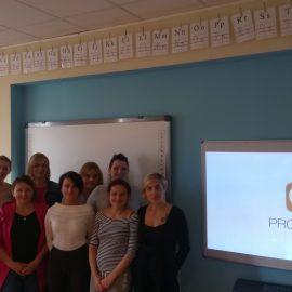 Google Aps dla szkół i edukacji + Mistrz tablicy interaktywnej w Błoniu